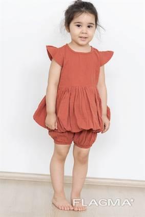 Детские летние платья и блузы