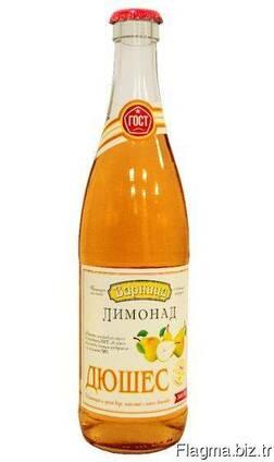 Лимонад в бутылках и одноразовых ПЭТ-кегах