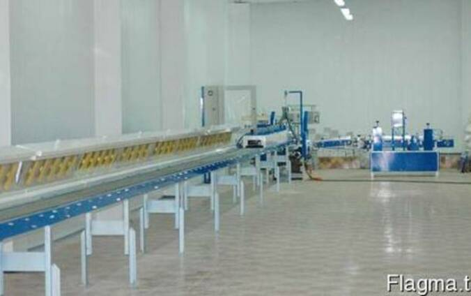 Линия для производства сахара-рафинада 12,5 тонн/сутки