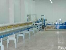 Линия для производства сахара-рафинада 25 тонн/сутки