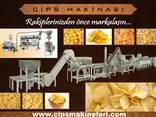 Линия для производства чипсов - фото 1