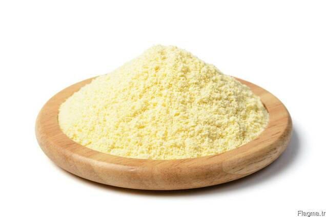 Mısır unu ve tahıllar