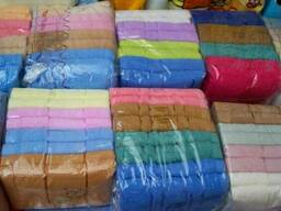 Махровые полотенца оптом из Турции (сток) - фото 8