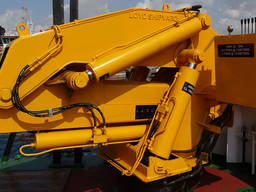Marine Deck Crane 25TonxMeter / Ready for Shipment