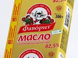 Масло сливочное натуральное ГОСТ/Creamy sweet butter