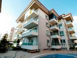 Меблированная квартира 2 1 в новой резиденции в Алании/Оба - фото 1