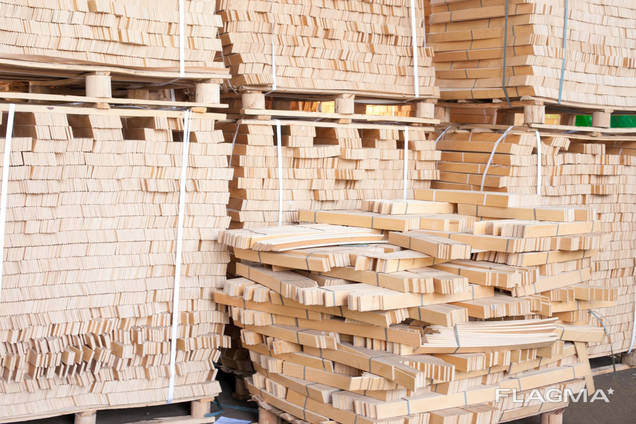Beech lamella directly from the manufacturer (Ukraine)