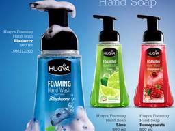 Мыло-пенка для рук Hugva