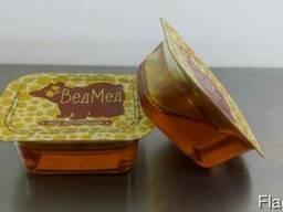 Мёд фасованный по 20-25гр.