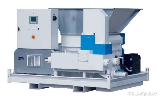 New briquette presses (Europe) for pressing metal shavings