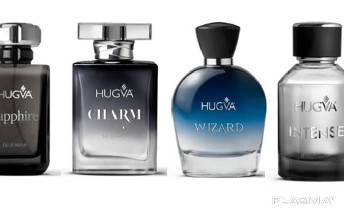 Новые мужские ароматы Hugva