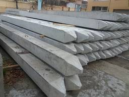 Оборудование для производства бетонных столбов, свай. Швеция