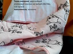 Одеяла для новорожденных