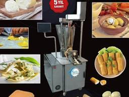 Peynir içi peynir doldurma makinası