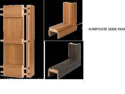 Platform Interior-Aura- Wooden Komposite Door PVC coated - фото 4