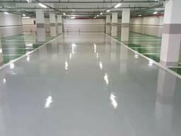 Полиуретановый наливной пол Helltech floor 3025 - фото 6