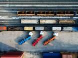 Полуприцеп Контейнеровоз (для перевозки 20-30-40-45 футовых контейнеров) - фото 8