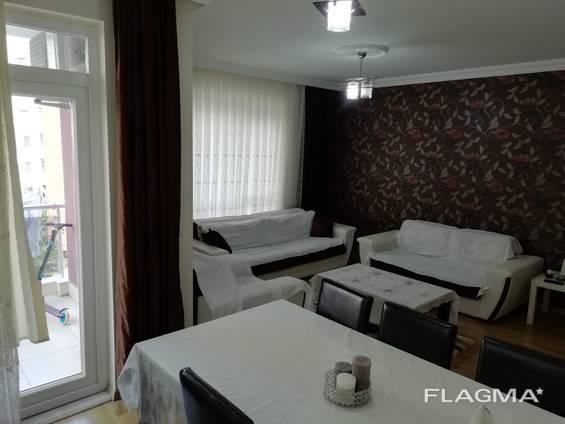 Продается квартира 2 1 в жилом комплексе с бассейном
