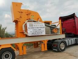 Вторичная Роторная Дробилка продаётся от General Makina