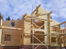 Log houses - Wooden houses