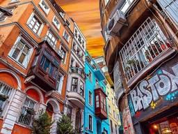 Прогулки и туры по Стамбулу / Обзорные экскурсии