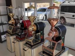 Производство станков для орехов, кофе и сухофруктов