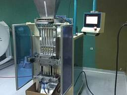 Пятиручьевой фасовочный автомат для упаковки в пакеты «стик» - фото 5