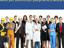 Разрешение на работу в Турции в качестве домработницы, няни