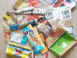 Ротогравюрная печать пленок для пищевых и не пищ. продуктов