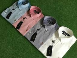 Рубашки известных брендов