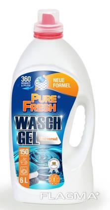Saf taze 6l yıkama jeli (150 yıkama )