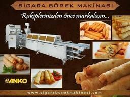 Sigara börek makinası
