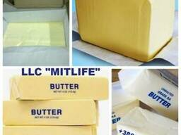 Масло сливочное 72, 5% ГОСТ Украина LLC Mitlife