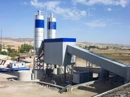 Стационарный бетонный завод S 100 m3 Konbantsan Турция