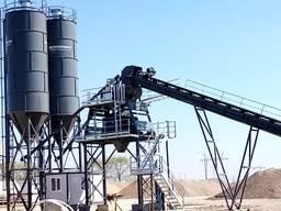 Стационарный бетонный завод 60 м3 /ч. 2 года гарантии