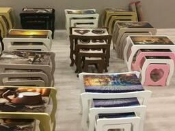Столы и стулья - фото 3