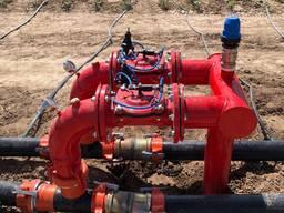 Reel Teknik Mühendislik Tarımsal sulama sistemleri