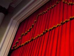 Театралый Занавес / Stage Curtain / Sahne Perdesi - photo 2
