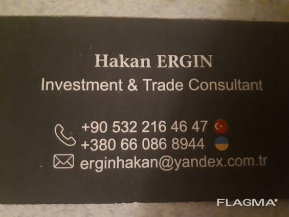Trade and Investment Consultant