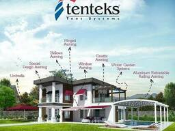 Tenteks tent systems