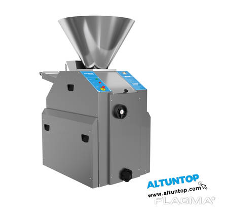 Тестоделитель с тефлоновым покрытием (мин 50 гр - макс 900 гр)