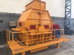 Третичная дробилка GNR130 (130-200 т/час)