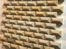 Туфа- камень плитка шлифованая - фото 4