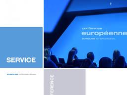 Услуги по организации конференций и конгрессов в Турции