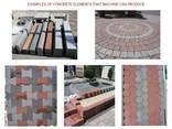 Вибропресс для производства тротуарной плитки R-400 Базовый - фото 8