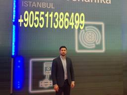 Выставки в Стамбуле ( Переводчик на выставке) Стамбул Выстав - фото 4