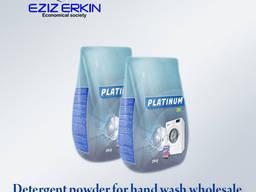 Elde yıkama için PLATINUM çamaşır tozu