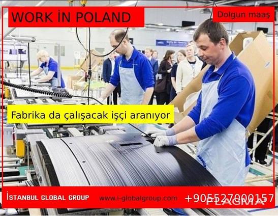 Service/ Work in Europe/ Poland