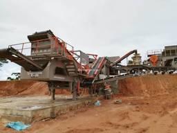 Дробильный завода для производства песка V – 70